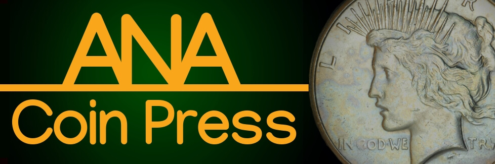 ANA Coin Press Coin Collectors Blog Logo