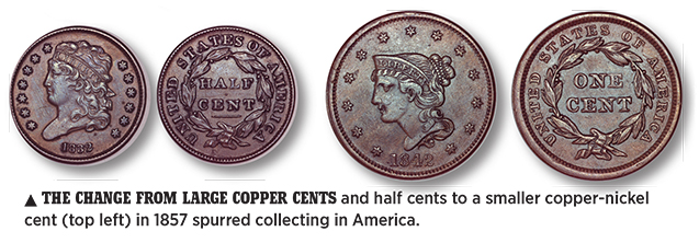 125 Year Of Coin Collecting American Numismatic Association
