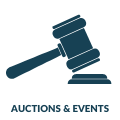 auctions and events icon 120x120