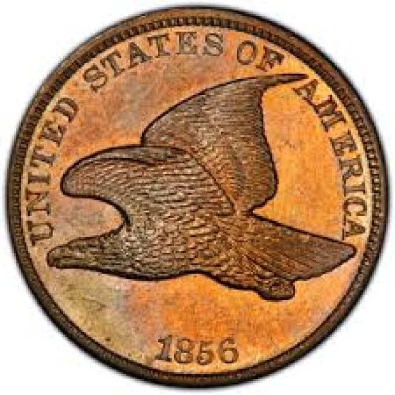 Coin per BIN 1 1859-1909 INDIAN CENTS -