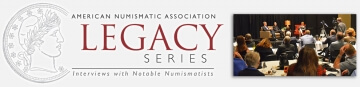 The Legacy Series acquaints collectors with the legends, heroes and icons of numismatics and celebra