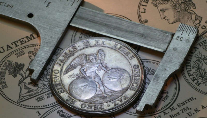 The Anatomy of Coins | Coin Collecting Information | American