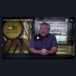 understanding coin grading video screenshot