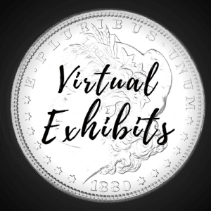 money museum virtual exhibits graphic
