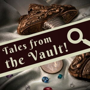 tales from the vault coin collecting and numismatic stories