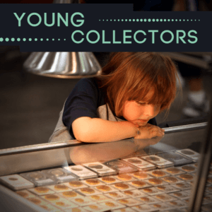 young collectors graphic