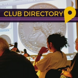 coin club directory graphic