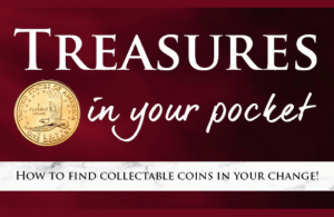 treasure in your change graphic