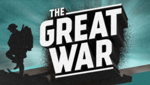 the great war graphic