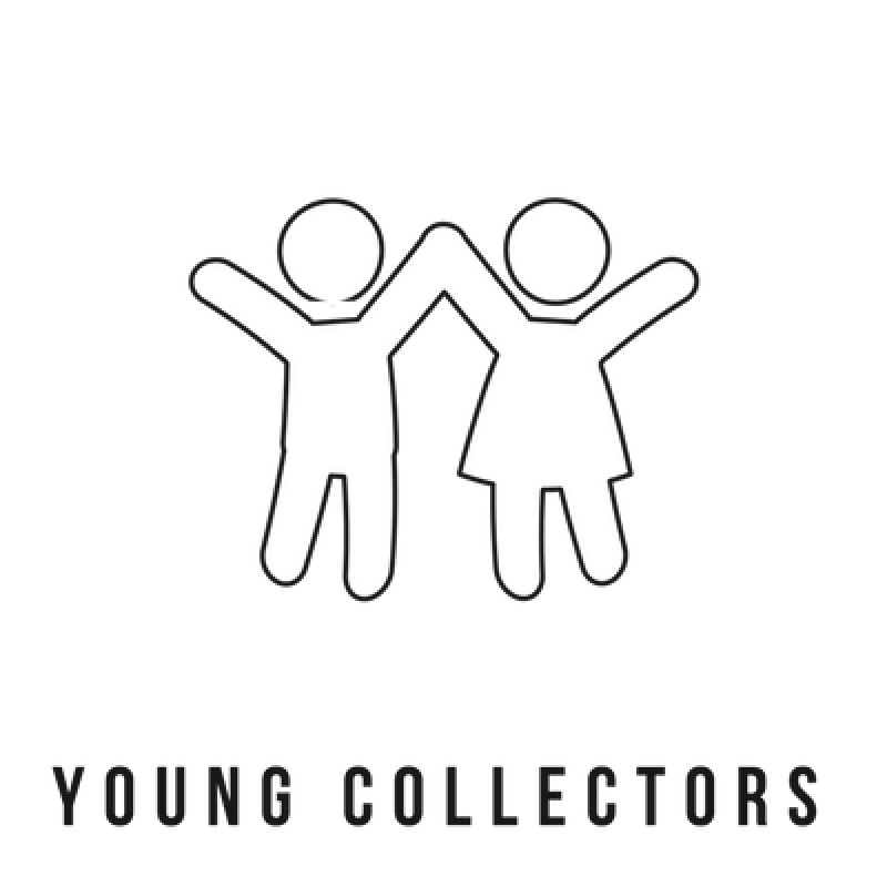 young coin collectors button