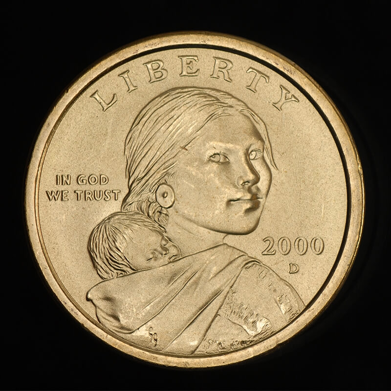 Tales From The Vault The Sacagawea Dollar American Numismatic