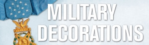 military decorations graphic