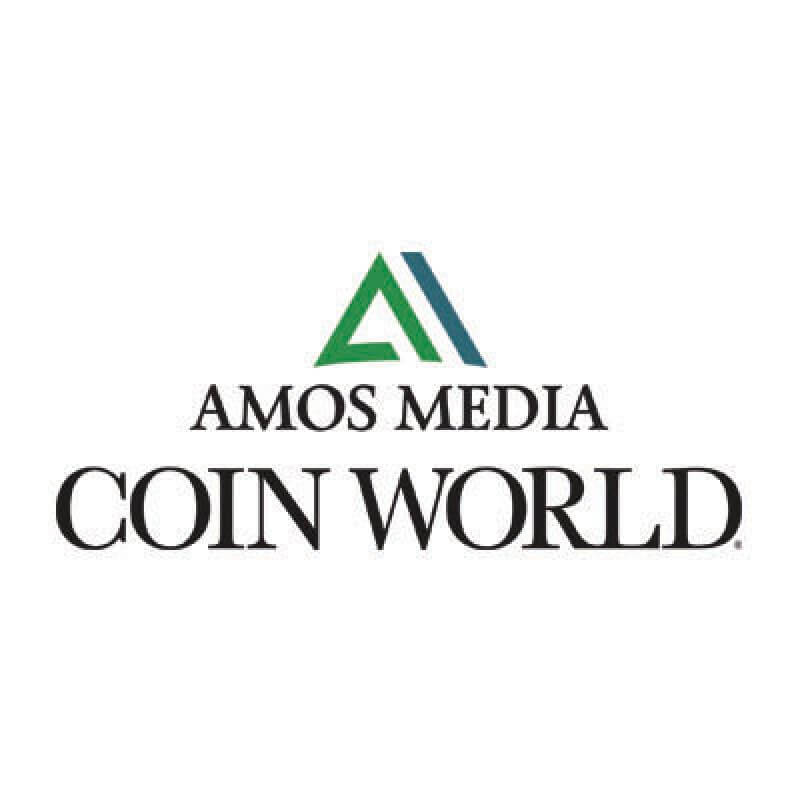amos media coin world logo