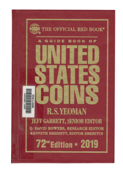 Buy The Book Before You Buy The Coin | ANA Coin Press Blog