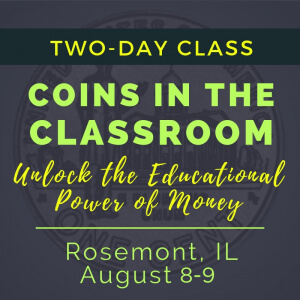 coins in the classroom class