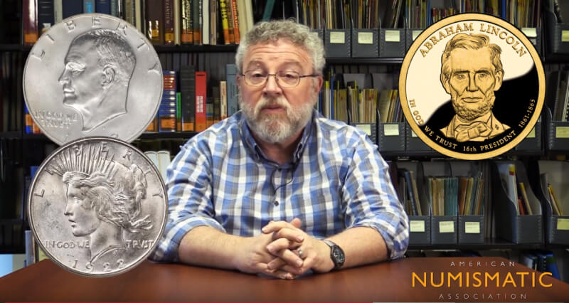 video vignettes programs for young coin collectors