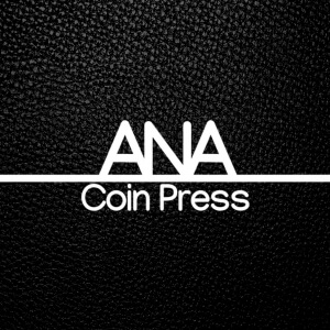 ana coin press logo