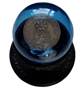 numismatic crystal ball