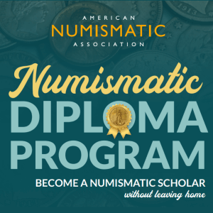 numismatic diploma program logo