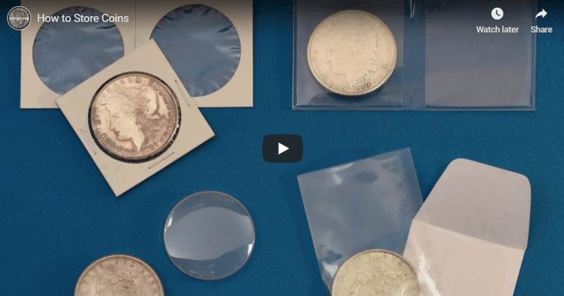 how to store coins video thumbnail