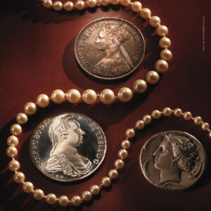 100 greatest women on coins
