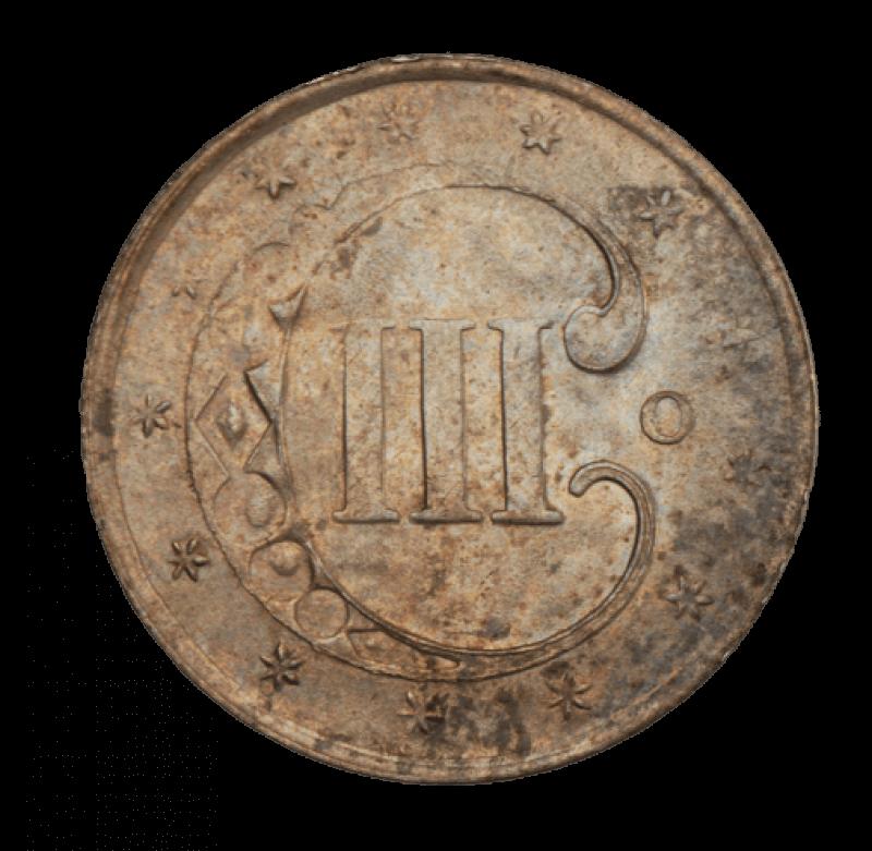 3 cent