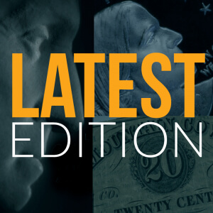 the numismatist current edition