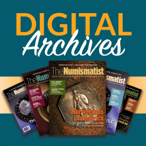 the numismatist digital archives
