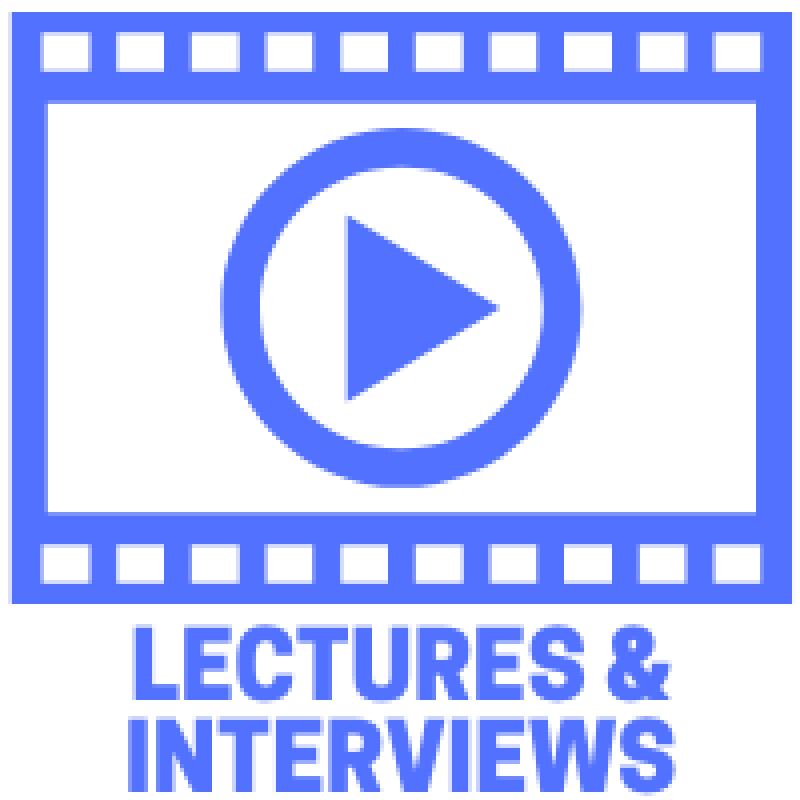 lectures and interviews video icon