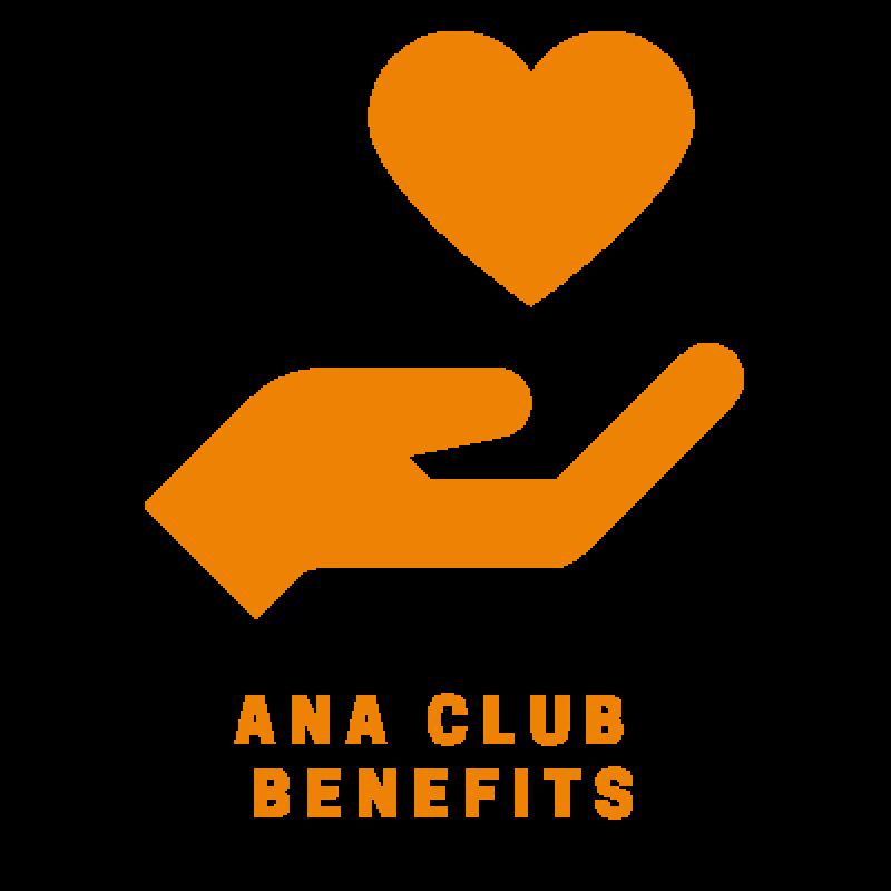 ana club benefits icon