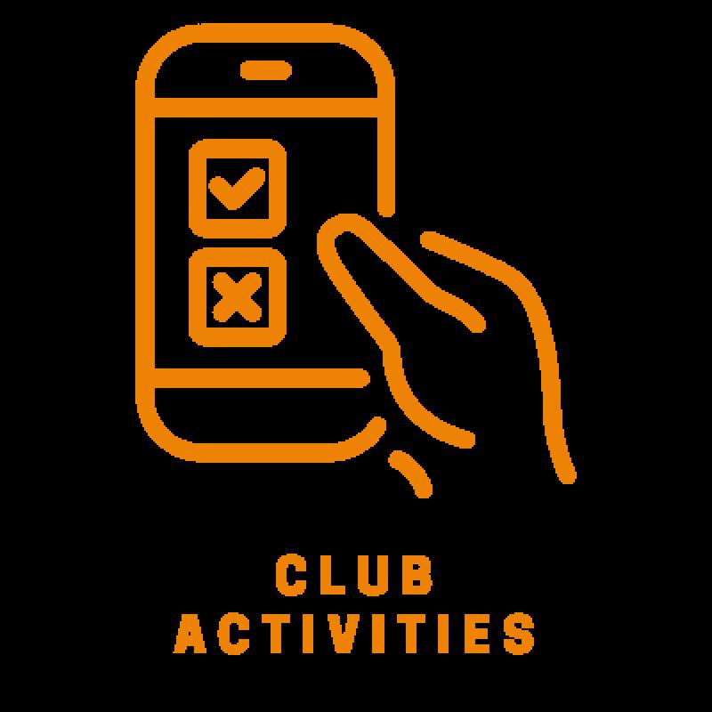ana club activities