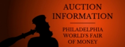 Auction Information Banner Slider