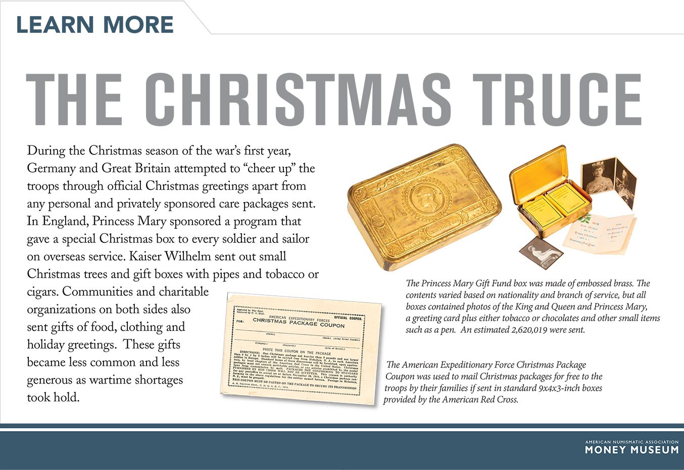 The World War I Christmas Truce Virtual Exhibit